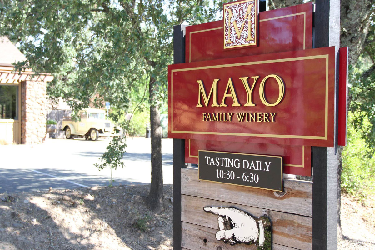 Mayo Tasting Room